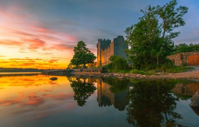 Ross Castle Susnet